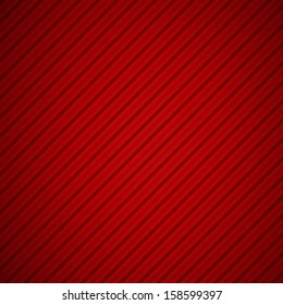 oblique red christmas striped background. christmas concept