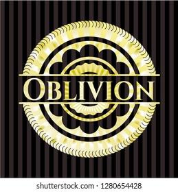 Oblivion golden badge