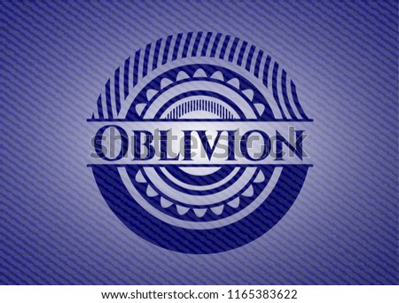 Oblivion jean or denim