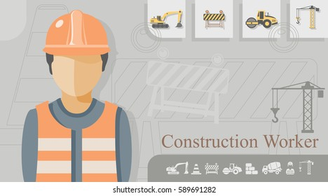 Occupation - Construction Worker