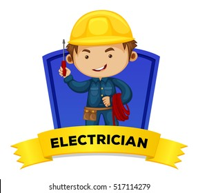 clipart electrician illustration images stock photos vectors rh shutterstock com electric clip art electrician clipart image
