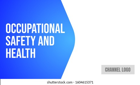 occupational safety and health thumbnail cover