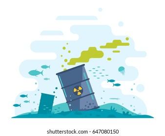 Ocean Disposal of Radioactive Waste