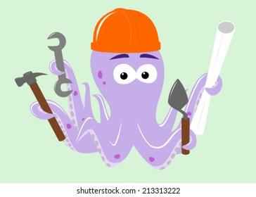 Octopus builder