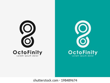 An octopus an eight an infinity in just one symbol.