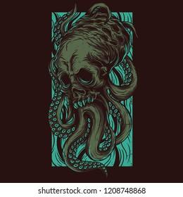 Odd Creature Illustration