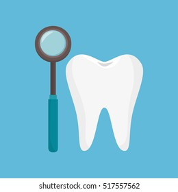 odontology tooth tool icon