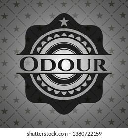Odour black badge
