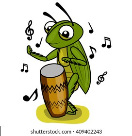 off green cricket music