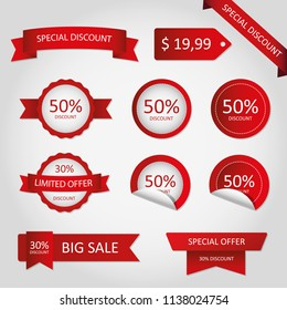 offer sale price tag discount promotion