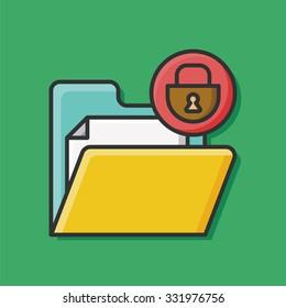 office files folder icon