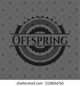 Offspring black badge