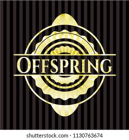 Offspring golden emblem