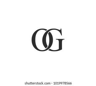 og initial logo