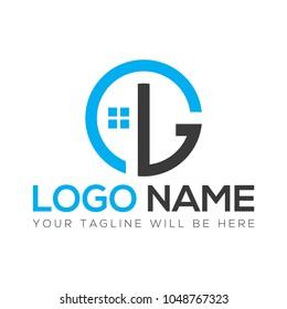 OG Letter Logo Design Template EPS