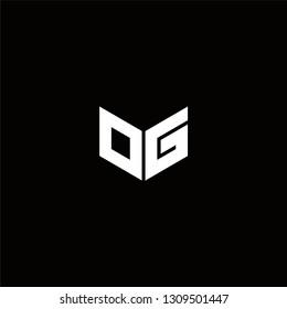 OG Logo Letter ininial Designs Templete