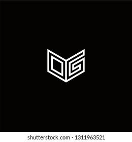 OG Logo Letter initial Designs Templete