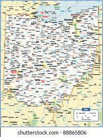 Akron Ohio Stock Vectors, Images & Vector Art | Shutterstock
