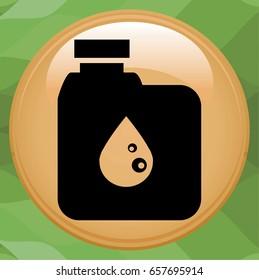 Oil gallon