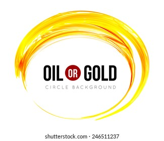Oil or gold