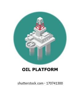 Oil Platform, Non-Renewable Energy Sources - Part 3