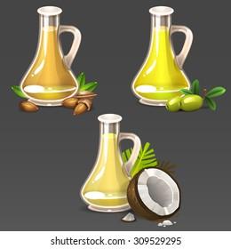 Oils set