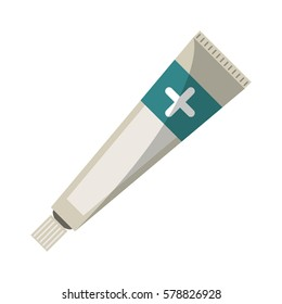 ointment cream tube medicine
