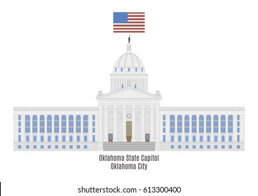 Oklahoma State Capitol, United States of America