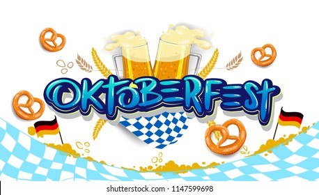 4 Pk Oktoberfest /& Cold Beer /& Bavaria /& German Country Flags 3/' X 5/' Banners