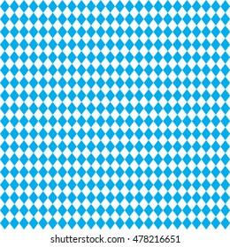 OKTOBERFEST blue Abstract geometric seamless pattern. October festival Vector blue color ornament Germany's Octoberfest world's biggest wine festival Seamless Oktoberfest & Bavarian flag pattern 2019