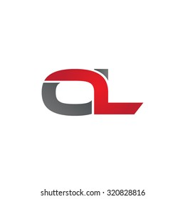 OL company group linked letter logo