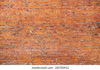 old brick wall texture. vector.