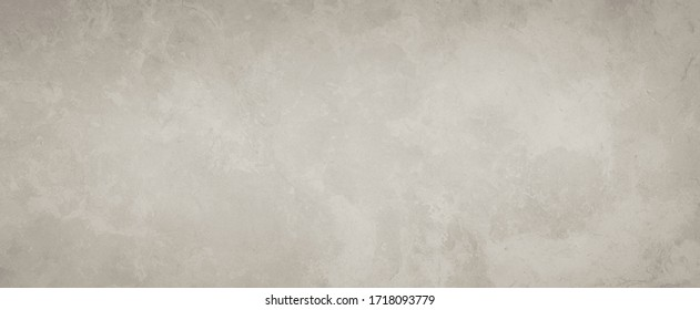 Old brown paper parchment background design with distressed vintage texture; and white faded marbled center; elegant antique beige color