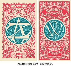 Old card set