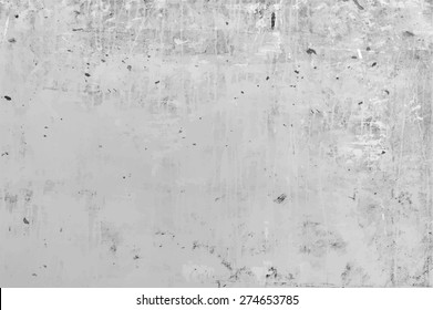 old grungy texture, grey concrete wall, vector