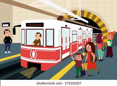 Old Metro Station