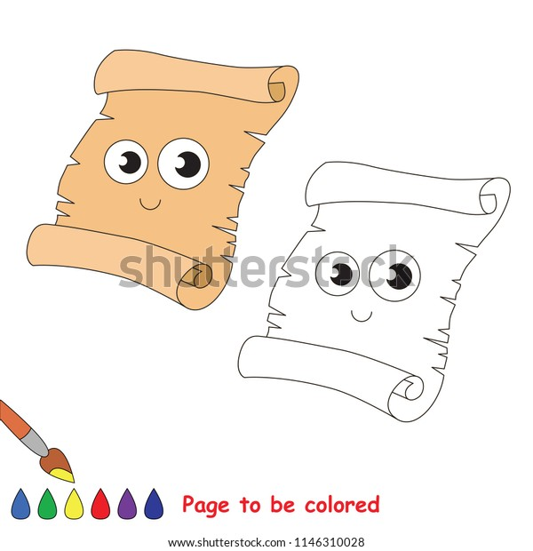 630 Coloring Book Paper Roll Picture HD