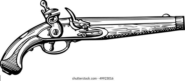 Old Gun Images, Stock Photos & Vectors | Shutterstock