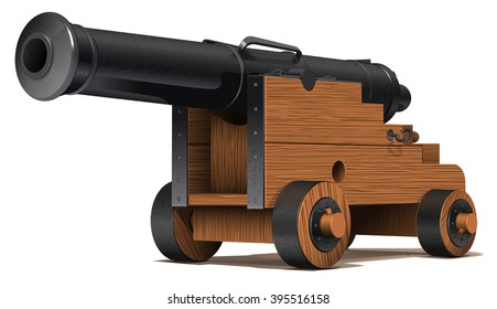 Old Cannon Images, Stock Photos & Vectors | Shutterstock