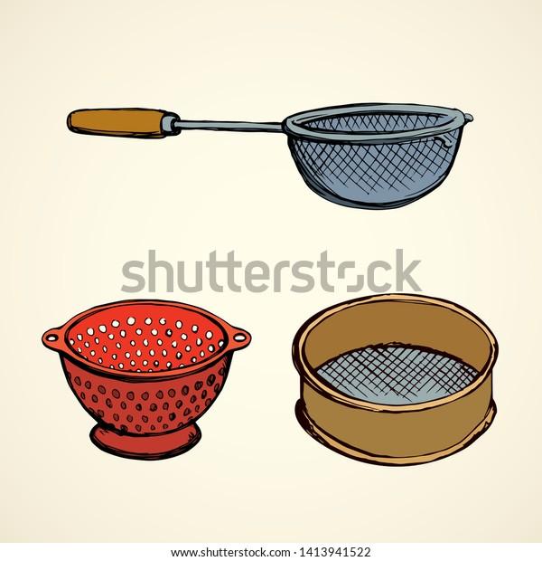 this enamel bowl