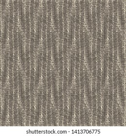 Old sturdy canvas with striations. Rough fabric texture. Grunge decorative background. Vector illustration.