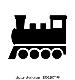 old Train icon - From Transportation, Logistics and Machines icons set