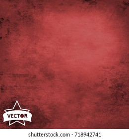 Old vector texture background