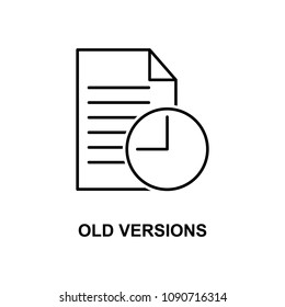 Old Version Images, Stock Photos & Vectors | Shutterstock
