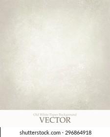 old vintage paper vector background