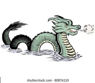 Old World Sea Dragon