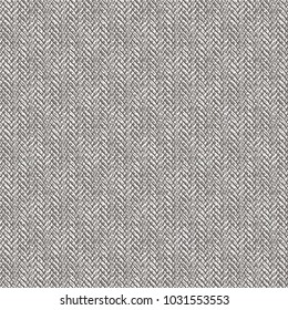 Old woven fabric with a subtle geometric pattern. Illustration.