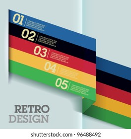 Olympic games design template. Suitable for all kinds of advertising and for infographics.