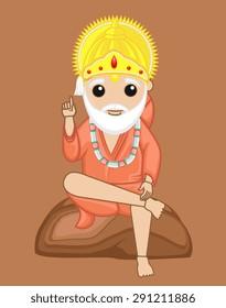 Om Sai Ram - Indian Mythology God