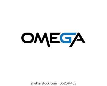 OMEGA Logo Vector Design